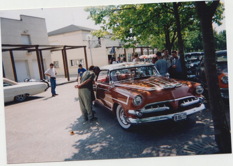 Loud Mufflers traditionnel custom and hot rod show - Vernouillet 2002 Vernou34