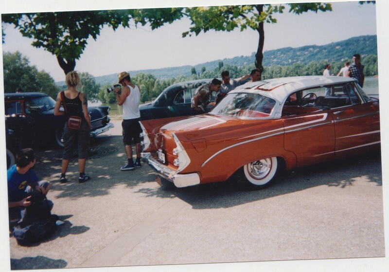 Loud Mufflers traditionnel custom and hot rod show - Vernouillet 2002 Vernou35
