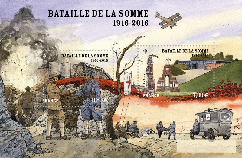 il y a  100 ans  Batail10