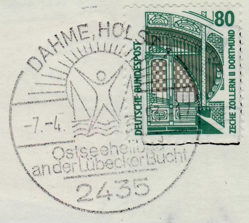 nach - Ortswerbestempel - Deutschland nach 1945 (Handstempel) - Seite 3 Dahme10