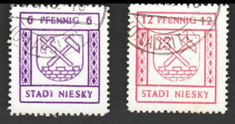 nach - Deutsche Lokalausgaben nach 1945 - Seite 8 Niesky10