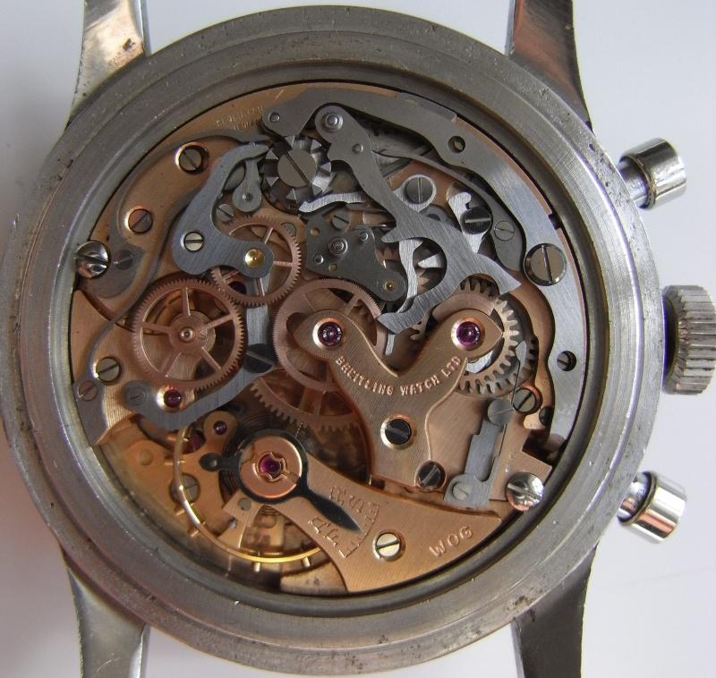 "Breitling et la Navitimer ""pre-806"" Venus-10"