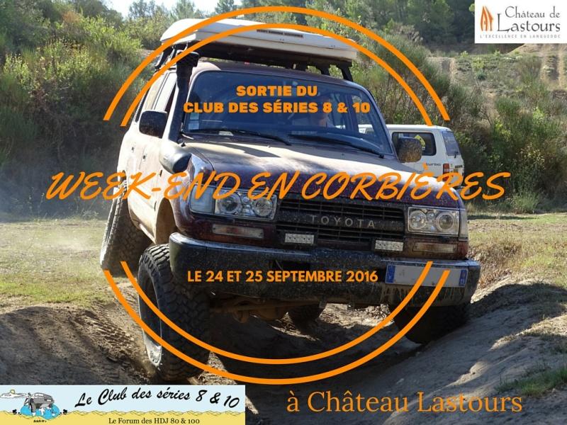 Sortie club: Week-end en Corbières les 24 et 25 septembre à Château Lastours (11)  Plaque10