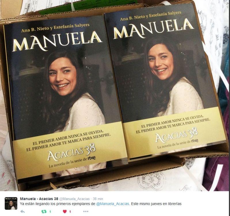 Manuela, la novela de Acacias 38 Screen10