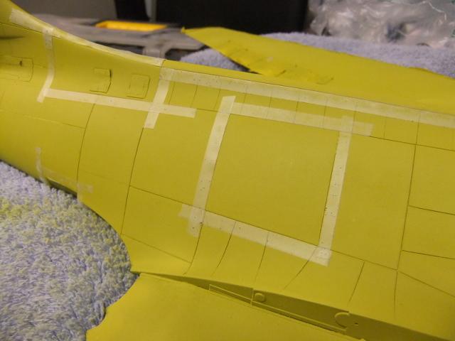 Le ROCKWELL B-1A 'PROTOTYPE ' de REVELL avec quelque modification ! - Page 2 Dscf2930