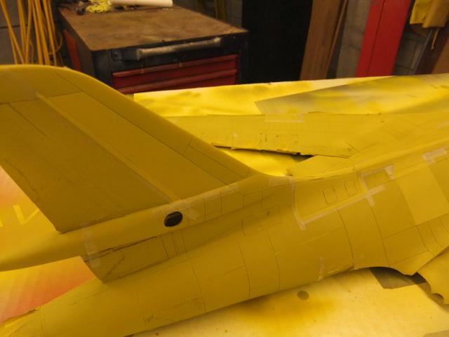 Le ROCKWELL B-1A 'PROTOTYPE ' de REVELL avec quelque modification ! - Page 2 Dscf2934