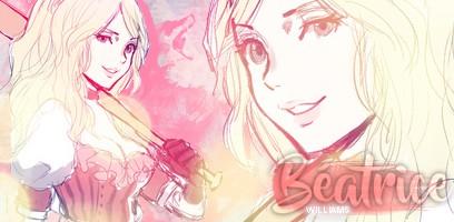 Béatrice Williams ~ Devious and devilish pretty little girl. Sans_t10