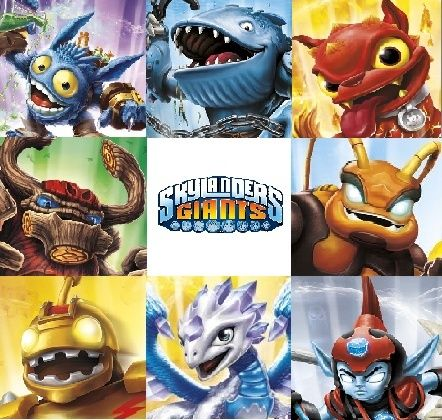 [SONDAGE 29-GIANTS] Quel est votre skylanders giants favori ? Sondag11