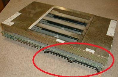 Question connecteurs multislot Mv-4f10