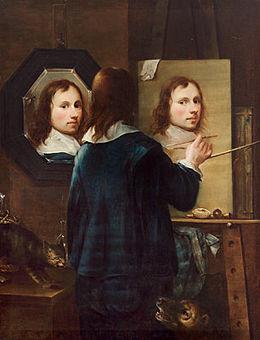 Le miroir dans la peinture Johann10