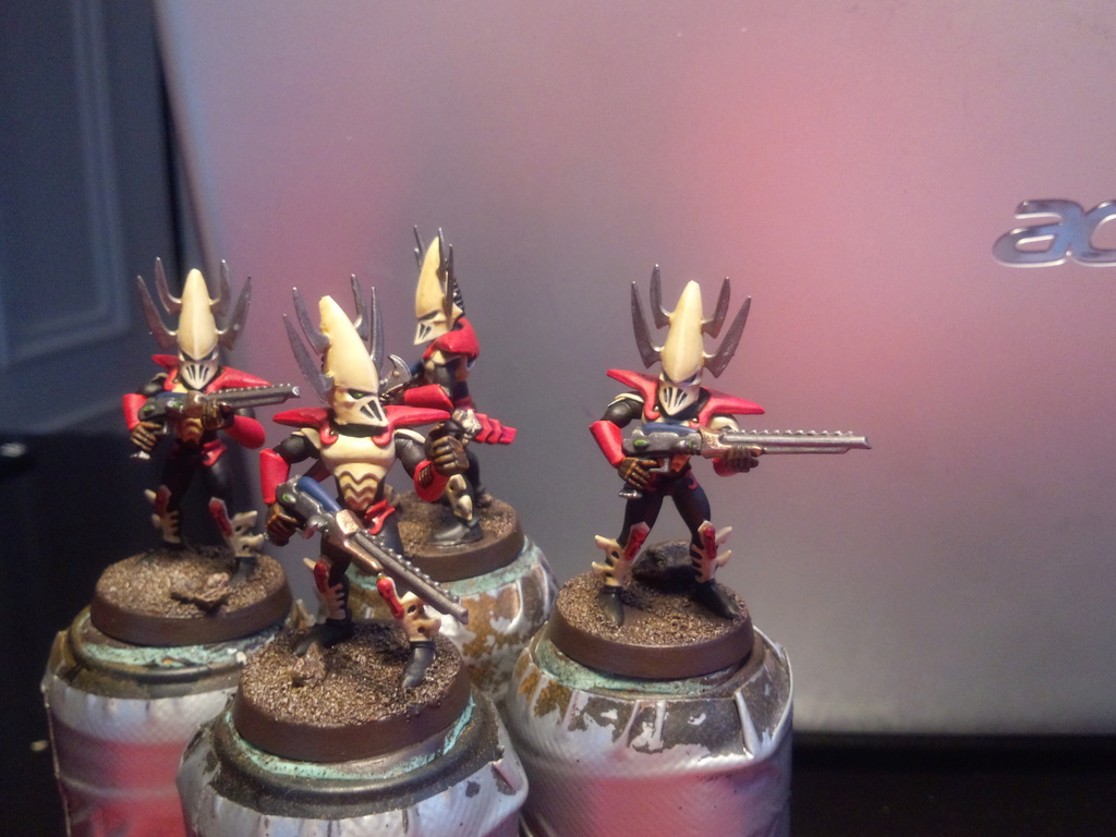 Kabalites Cultists Covenites Corsairs and Craftworlders. (eventually) Dcim9710