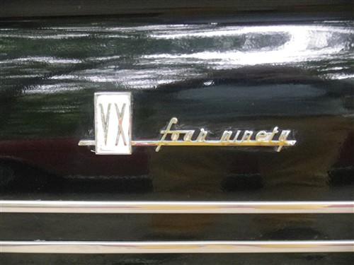 Une fille de la GM: Vauxhall VX 4/90 1963 94e_0015