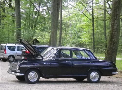 Une fille de la GM: Vauxhall VX 4/90 1963 94e_0111