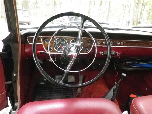 Une fille de la GM: Vauxhall VX 4/90 1963 94e_0113