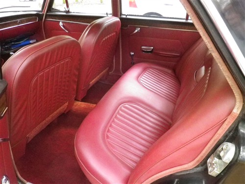 Une fille de la GM: Vauxhall VX 4/90 1963 94e_0114