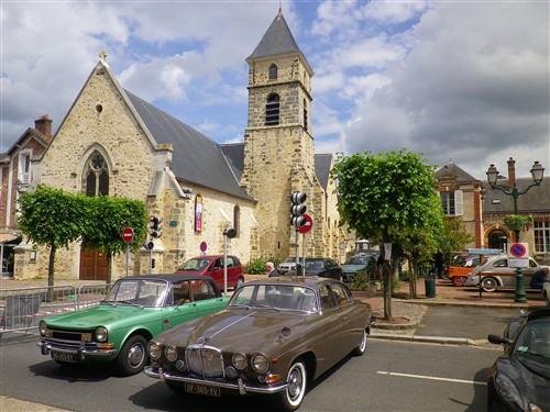 Fête de la Saint Eloi, Le Perray en Yvelines, dimanche 19 juin 2016 Juin1676