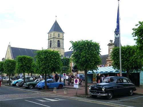 Fête de la Saint Eloi, Le Perray en Yvelines, dimanche 19 juin 2016 Juin1683