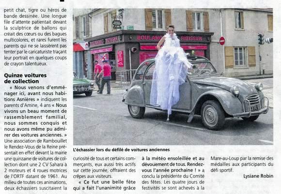 Le Rendez-Vous de la Reine dans la presse locale ou nationale - Page 2 L_p_1610