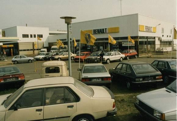 Les Stations-Service & les Garages M110