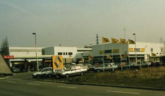 Les Stations-Service & les Garages M410