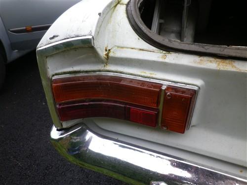 Opel Rekord C 1900 LS de 1970 Sort_d10