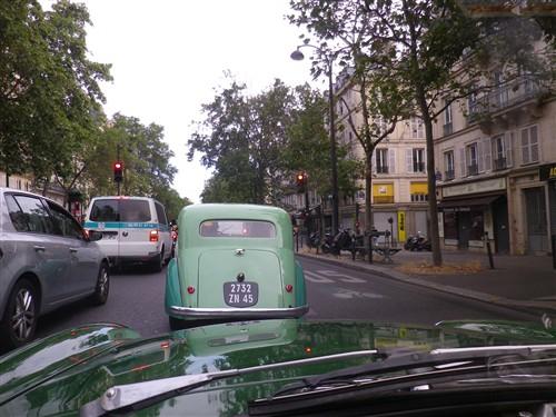 Traversée de Paris estivale 2016 Trpaes13