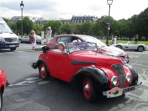 Traversée de Paris estivale 2016 Trpaes39