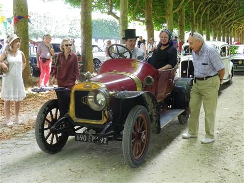 Traversée de Paris estivale 2016 Trpaes76