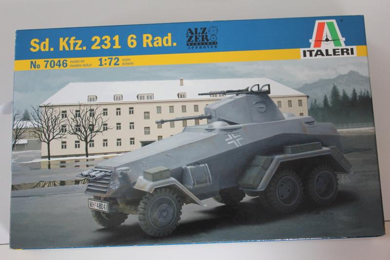 [Italeri]Sd.Kfz.231 6 rad Bretag41