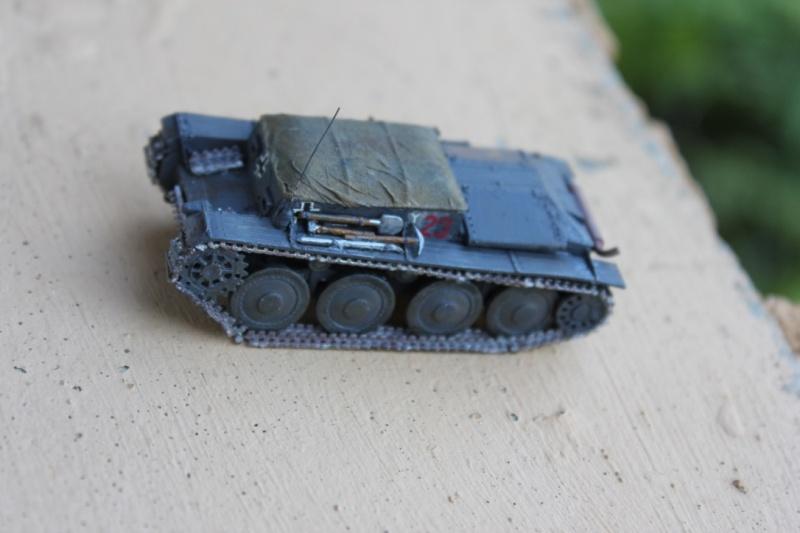 Diorama d'un leFH 18 en batterie au 1/72 Thumb119