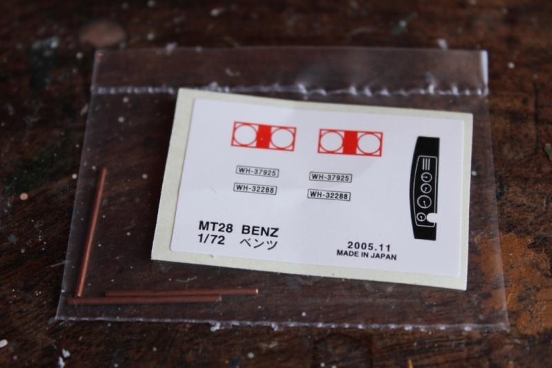 [Hasegawa] Mercedes Benz G4 w31    1/72° Thumb215