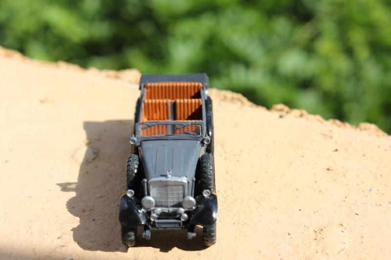 [Hasegawa] Mercedes Benz G4 w31    1/72° Thumb221