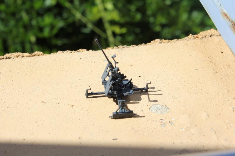 [zvezda] Bofors 40mm Mk.1/2 au 1/72 Thumb256