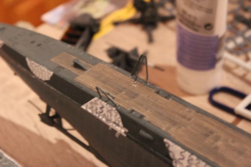 [revell] U-Boot typ VII C/41       au 1/72° - Page 2 Thumb304