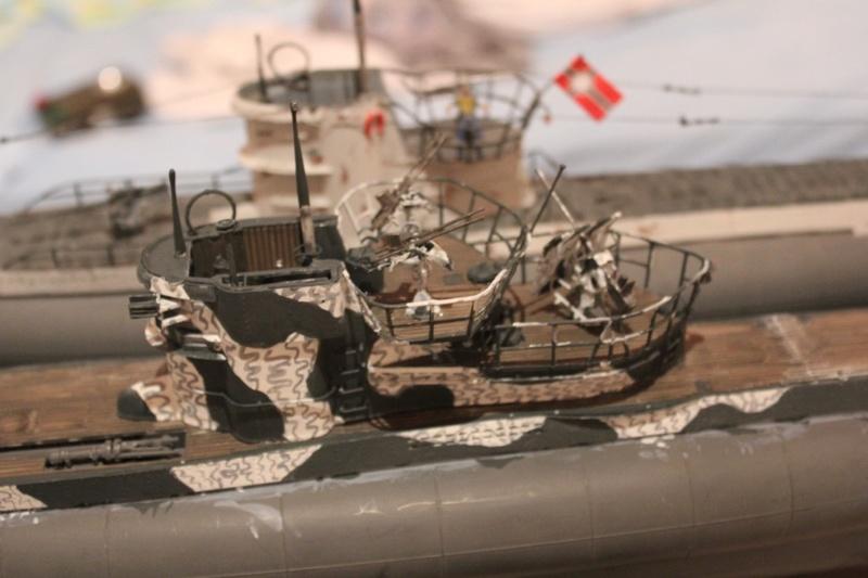 [revell] U-Boot typ VII C/41       au 1/72° - Page 2 Thumb305