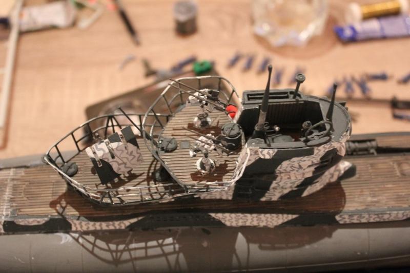 [revell] U-Boot typ VII C/41       au 1/72° - Page 2 Thumb307