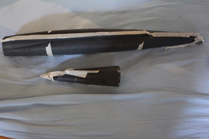 [revell] U-Boot typ IX-C/40 en cale sèche Thumb319