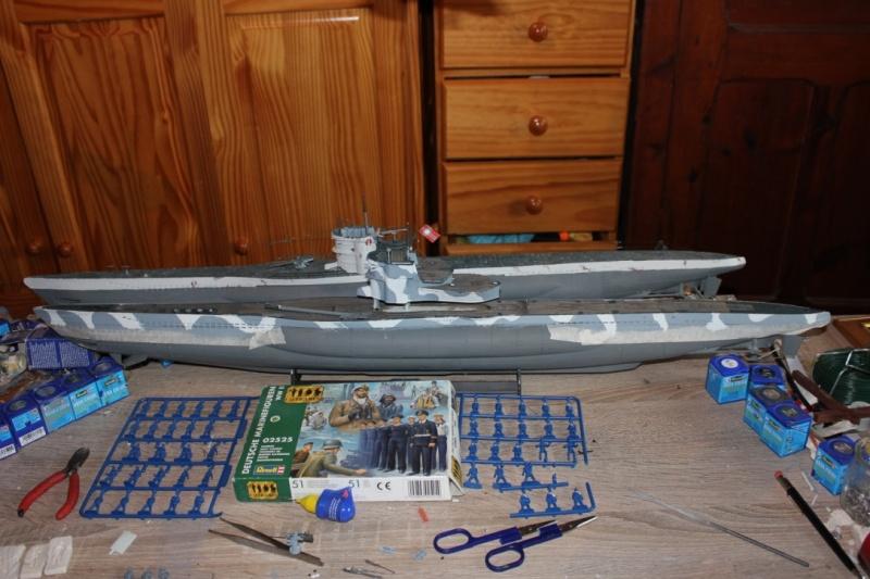 [revell] U-Boot typ VII C/41       au 1/72° Thumb_22