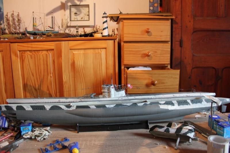 [revell] U-Boot typ VII C/41       au 1/72° - Page 2 Thumb_38