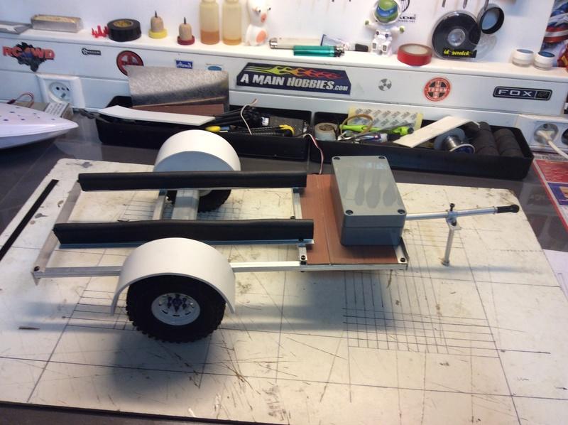 NQD jet boat modifié et transformé Image30