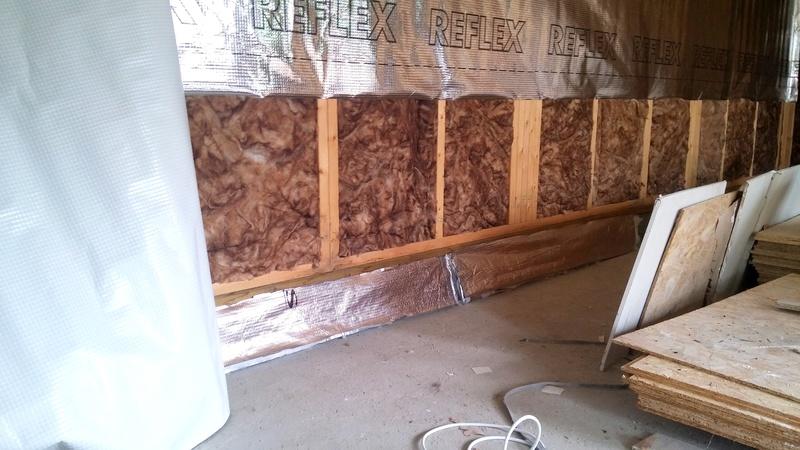 Construction d'un atelier en ossature bois ! - Le Bardage ! - Page 5 20160712