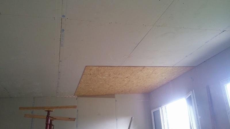Construction d'un atelier en ossature bois ! - Le Bardage ! - Page 5 20160718