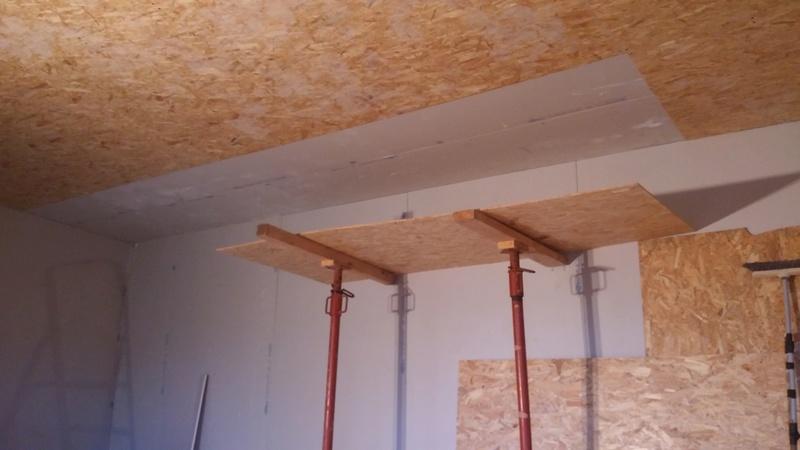 Construction d'un atelier en ossature bois ! - Le Bardage ! - Page 5 20160719