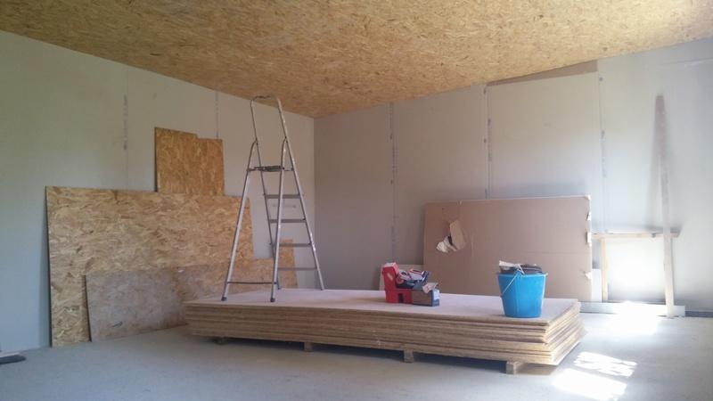 Construction d'un atelier en ossature bois ! - Le Bardage ! - Page 5 20160720