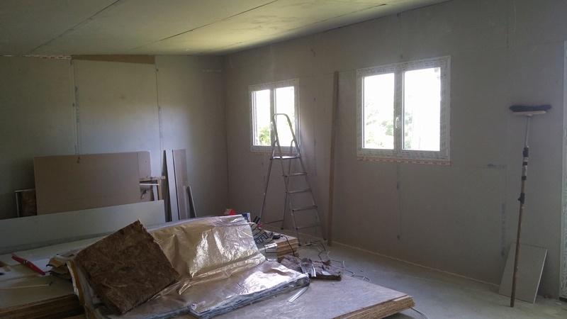 Construction d'un atelier en ossature bois ! - Le Bardage ! - Page 5 20160724