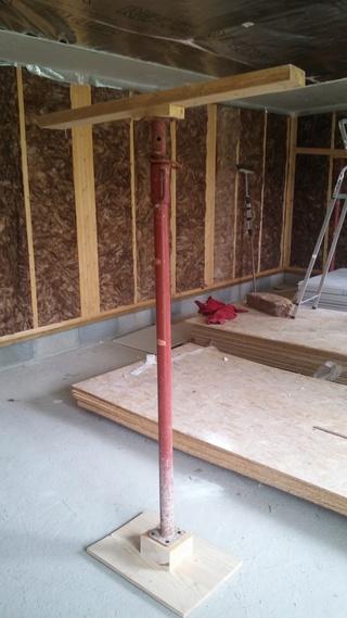 Construction d'un atelier en ossature bois ! - Le Bardage ! - Page 4 612