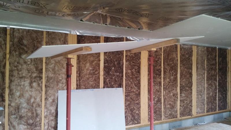 Construction d'un atelier en ossature bois ! - Le Bardage ! - Page 4 710