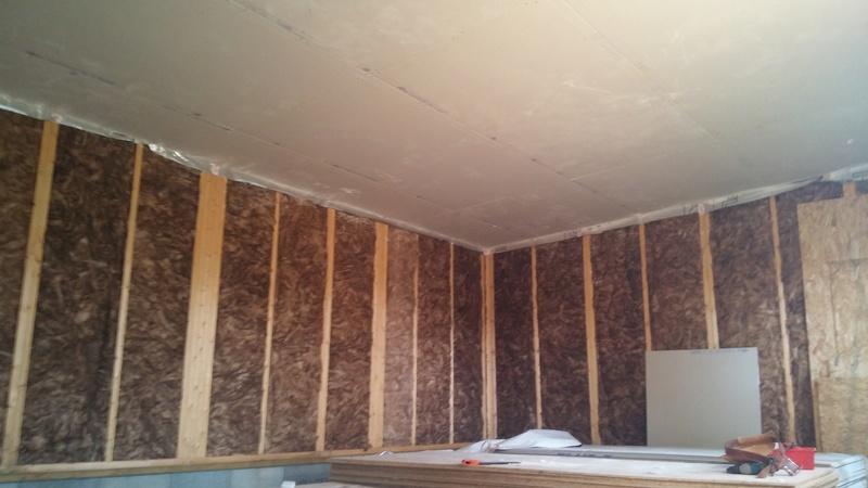 Construction d'un atelier en ossature bois ! - Le Bardage ! - Page 4 810