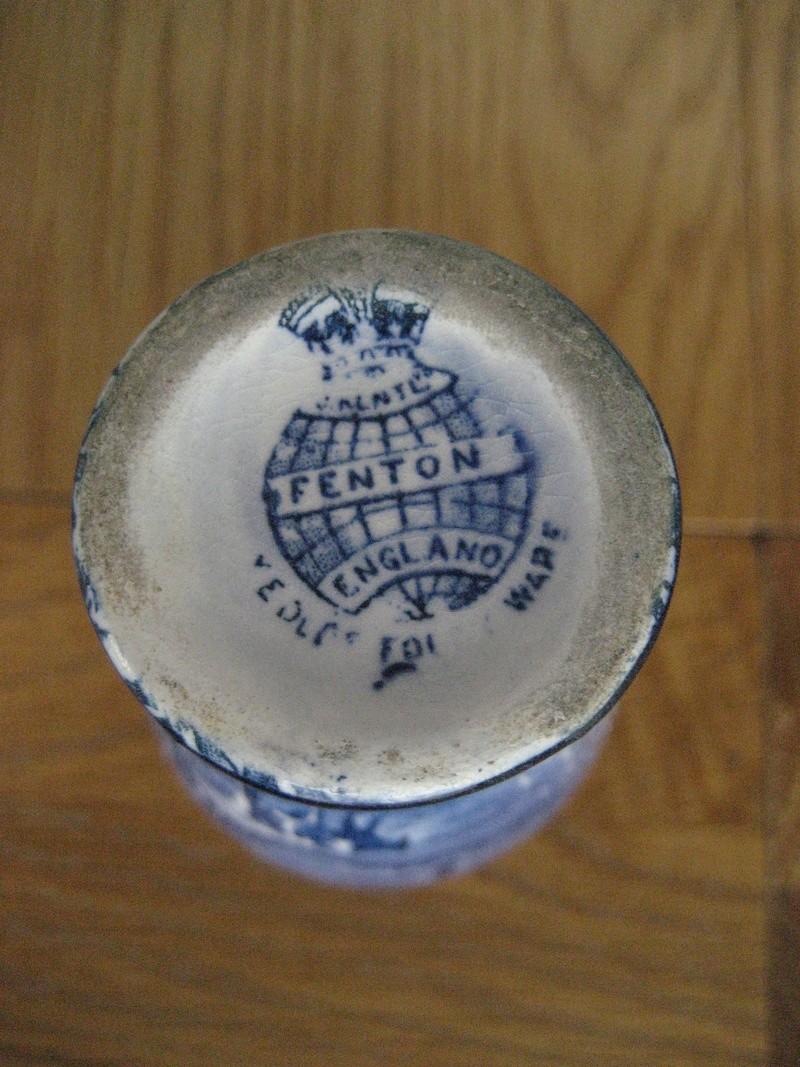 Help With Miniature Fenton James Kent Ltd Foley Ware Vase Img_3923