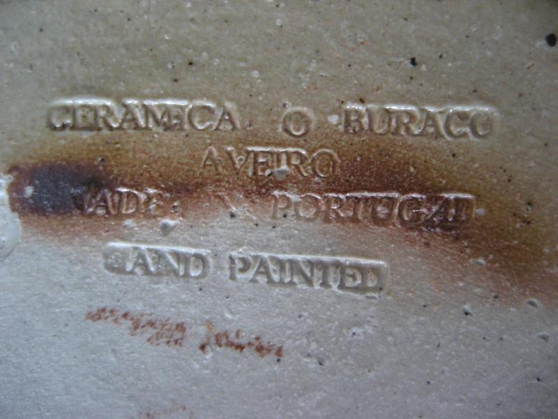 Two Portugese Buraco Aveiro Mugs/Tankards Salt Glazed Stoneware Info?  Img_4526
